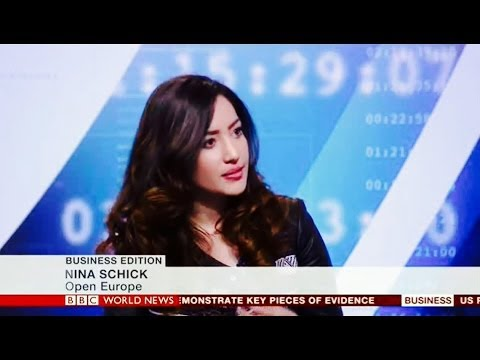 Open Europe's Nina Schick appears on BBC World News discussing the Ukraine Crisis