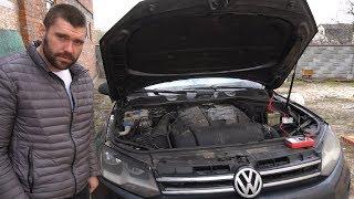 (б/у) ТУАРЕГ 3.0 дизель, Ремонт, Будні Володіння Volkswagen Touareg 7 років і 384000 км