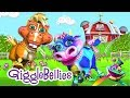 Old Macdonald Had A Farm | Nursery Rhymes | Gigglebellies video