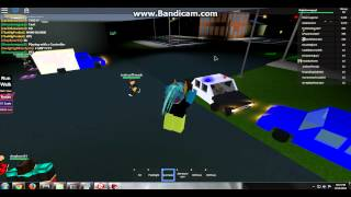 ROBLOX Test! [Playing PS3 Controller on Roblox] Storm chasing!