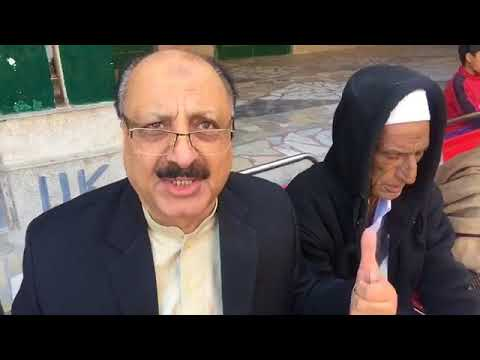 Rashid Ullah (shatter Khel/UK) son's Nikah in Kotli Kalan 10.12.2017