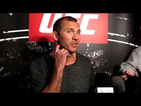 Donald Cerrone pre-fight interview UFC on Fox 23 Jorge Masvidal