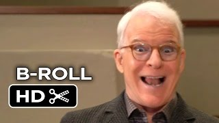Home B-ROLL - Cast ADR (2015) - Steve Martin Animated Movie HD