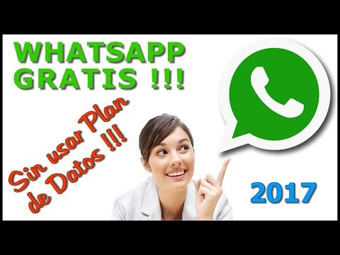 WhatsApp GRATIS Para TODO EL MUNDO, Sin Usar El Plan De Datos De Tu Compañia - APN TUSMS