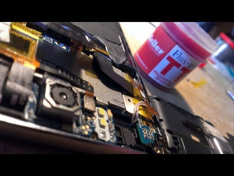 Oukitel K6000 Pro \ смартфон который не сдается!