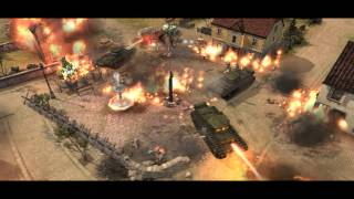 Company of Heroes 2: The British Forces 'Know Your Units' Video Series Introduces the Churchill Tank