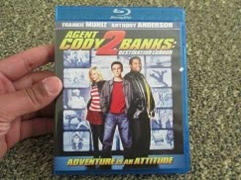 agent cody banks blu ray