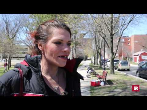 The heroin epidemic in the US: New Hampshire