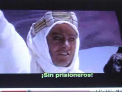 HOMBRES G  -  LAWRENCE DE ARABIA