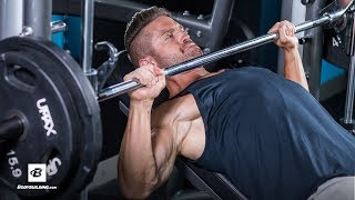 Push/Pull Chest & Back Workout | Trainer Mike Hildebrandt