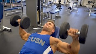 3 Unique Chest Exercise Variations For Growth With Ryan Terry