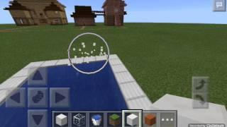 Как построить красивый бассейн в minecraft?(Привет ребята, в этом видео я покажу как построить красивый бассейн в игре minecraft!, 2016-01-29T21:24:52.000Z)
