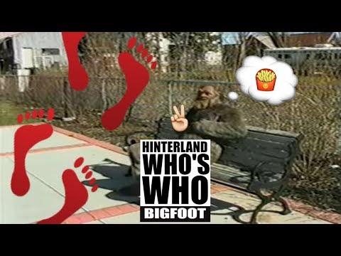 Hinterland Who's Who: Sasquatch
