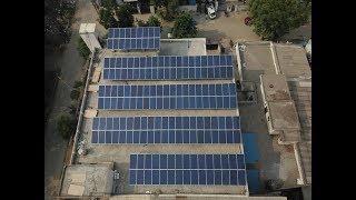 Solar Power Plant in Karnal