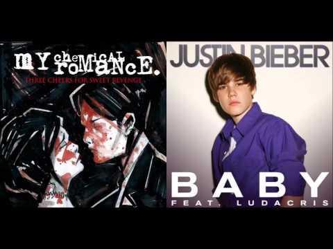 Helena Baby - My Chemical Romance vs Justin Bieber (Mashup)