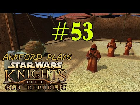 GRIFF | Star Wars: Knights Of The Old Republic Blind | Part 53
