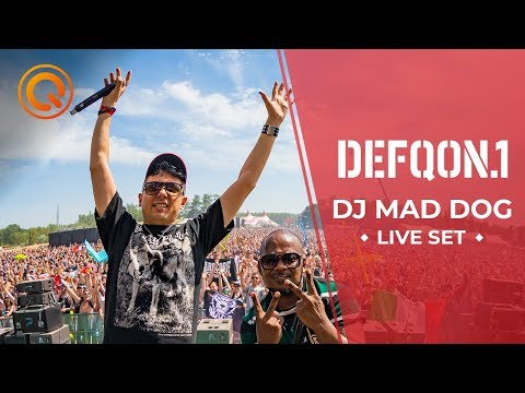 DJ Mad Dog | Defqon.1 Weekend Festival 2019