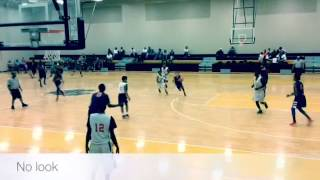 Wesley Wilson Jr. 2015 game highlight. The
