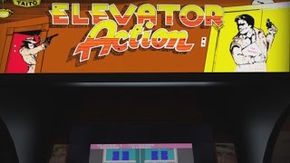 Elevator Action (Arcade) - Video Game Years 1983