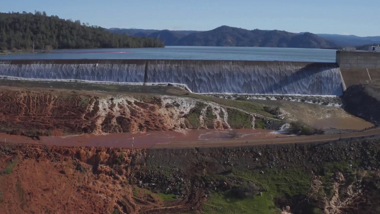 Oroville Dam Spillway Thread: Quick Links | Metabunk