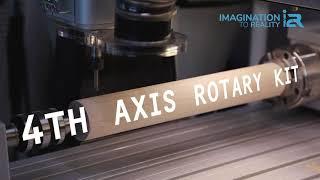 I2R CNC Rotary Axis