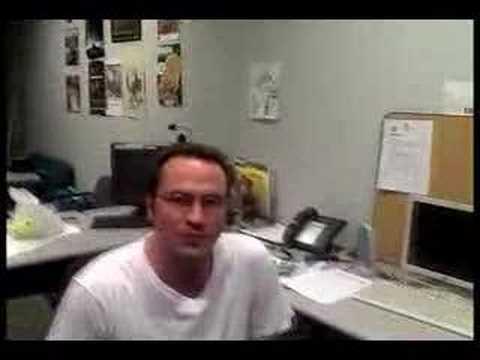 Tom Rhodes Pre Interview