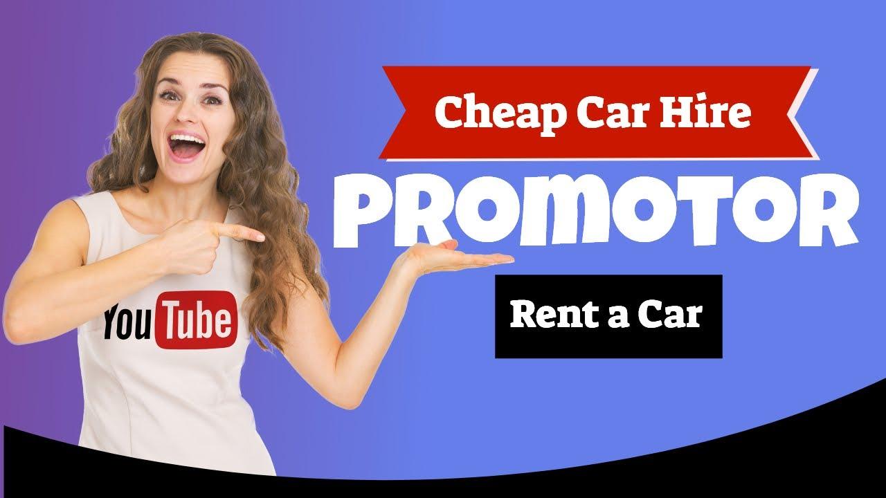 Rent a Car Bucharest - Promotor Rent a Car Romania - YouTube
