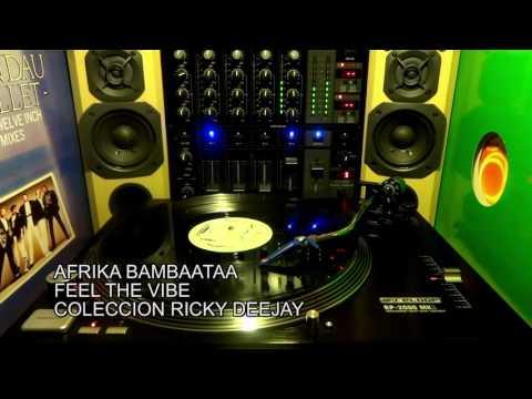 afrika bambaataa - feel the vibe extended HD