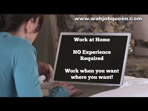 WORK AT HOME ONLINE JOB | NO EXPERIENCE REQUIRED, MAKE YOUR OWN SCHEDULE!