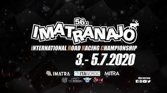 Imatra road races 2020 teaser