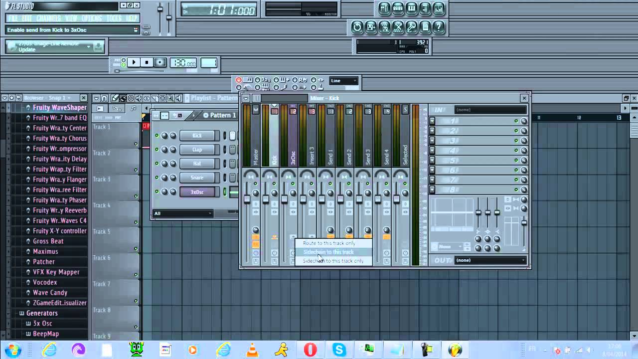 multiband sidechain fl studio