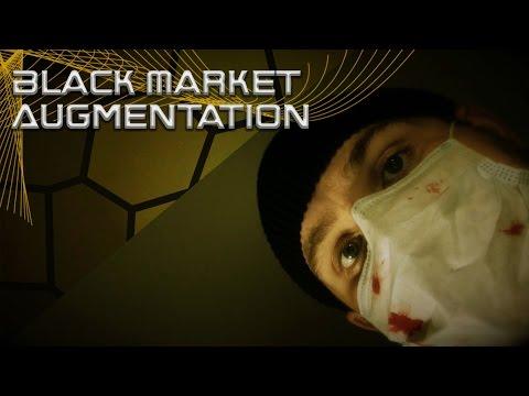 ASMR | Black Market Augmentation - Deus Ex Role Play