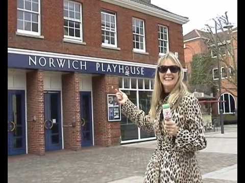 Worlds worst presenter? - Part 1 - A  students really rough guide to Norwich