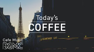 Relaxing Coffee Jazz - Cafe Piano & Guitar Jazz Music for Studying, Work, Sleep