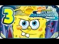 SpongeBob Atlantis SquarePantis Walkthrough Part 3 (PS2, Wii) ☼ Level 3 ☼