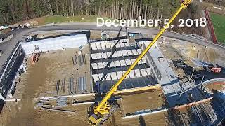 Athletic & Wellness Center Construction Update - The Derryfield School