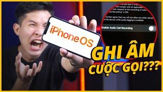 NÓNG!!! iOS MỚI SẼ LÀ…iPHONE OS?? - CÓ LUÔN TÍNH NĂNG GHI ÂM CUỘC GỌI???