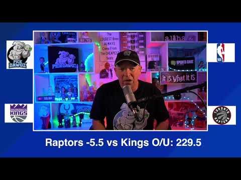 Toronto Raptors vs Sacramento Kings 1/29/21 Free NBA Pick and Prediction NBA Betting Tips