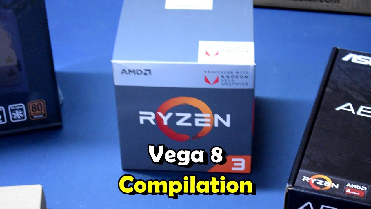 25 Games On Ryzen 3 2200g Vega 8 Graphics Ac O Fortnite Fc5 Bf1