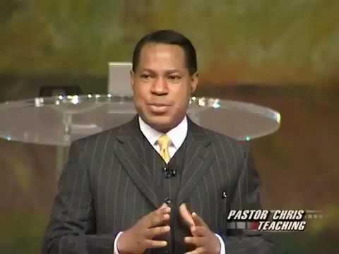 MP3 Pastor Chris Oyakhilome - Where Is Your Faith - NetNaija