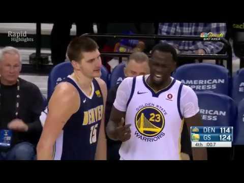 Denver Nuggets vs GS Warriors   Full Game Highlights   Enero 8, 2018   NBA Season 2017