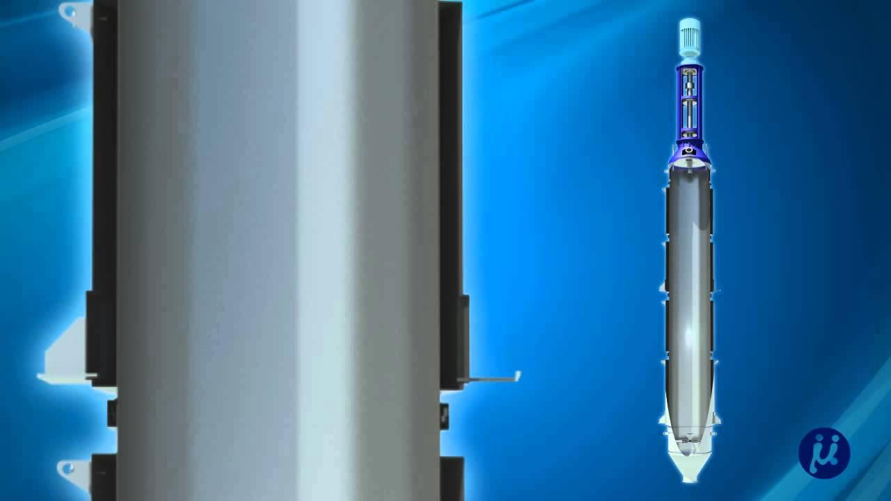 Agitated Thin Film Dryer - YouTube