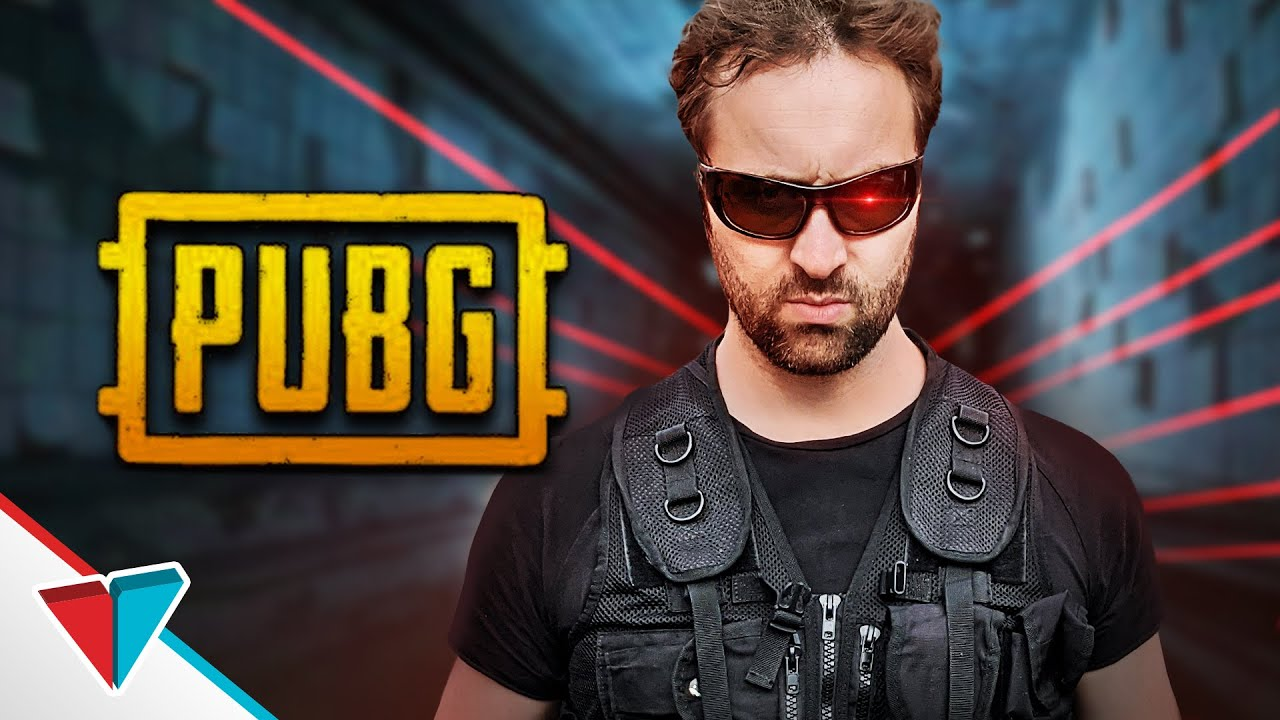 Terrifying video game AI in PUBG - Terminator