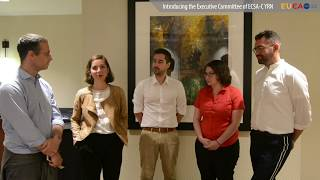 ECSA-C Young Researchers Network 2018-2020