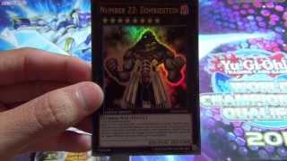 Yugioh Zexal Manga Volume 3 Opening - Number 22: Zombiestein