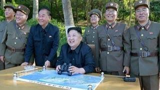 North Korea threatens missile strike on Guam