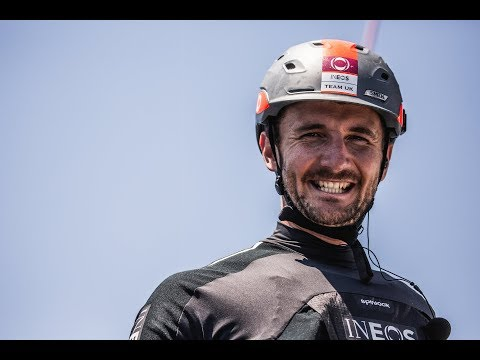Giles Scott reviews INEOS TEAM UK's performance in Italy