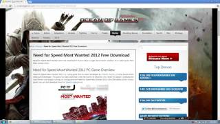 NFS Most Wanted 2012 - safe download