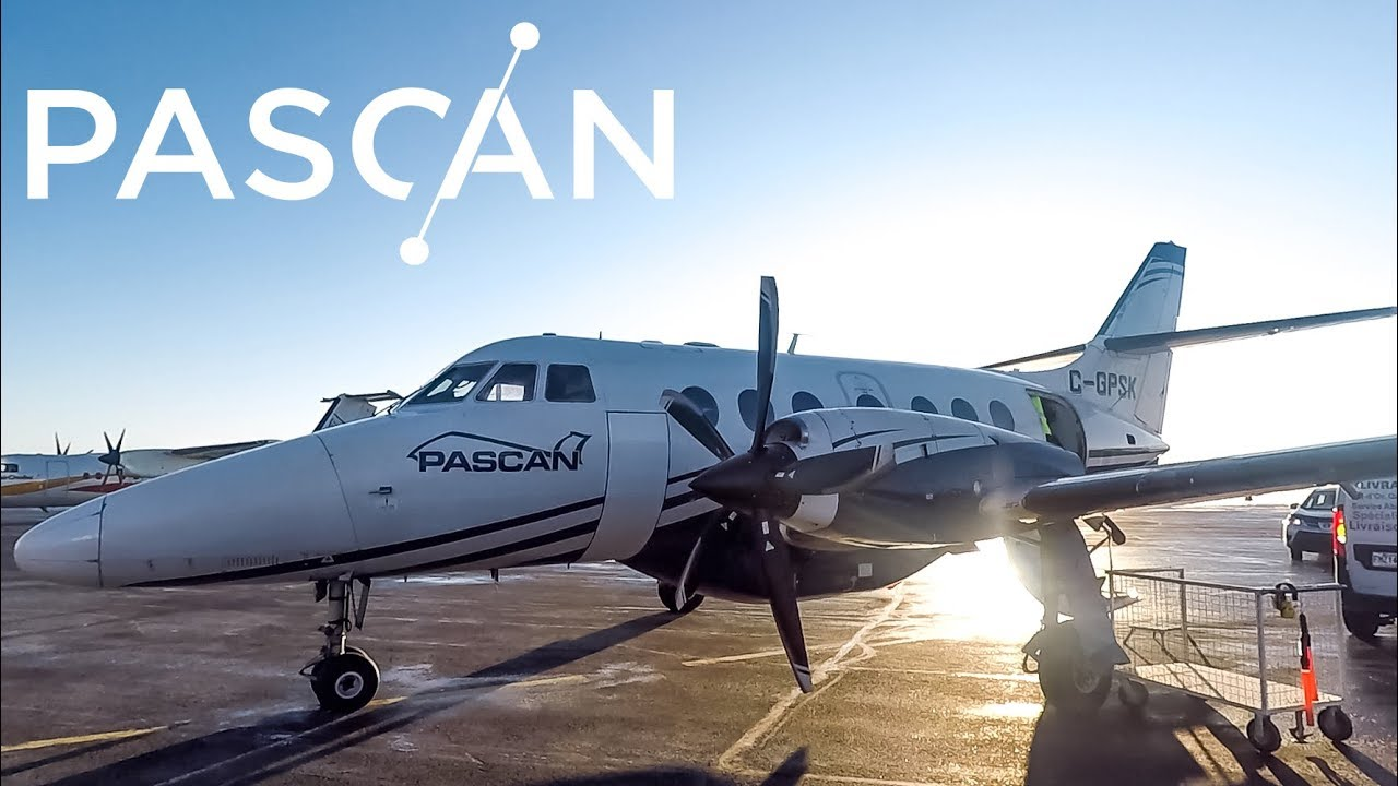 Download TRIP REPORT   Pascan Aviation - Flying Quebec's Regional Airline!