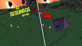 Minecraft Mas A Cada 10 Segundos O Mapa Some